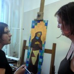 Joanna und Moni